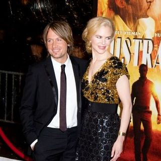 "Nicole Kidman, Keith Urban in ""Australia"" New York City Premiere - Arrivals"