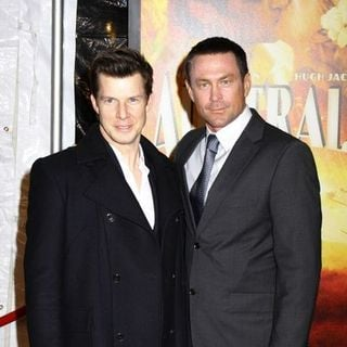 "Eric Mabius, Grant Bowler in ""Australia"" New York City Premiere - Arrivals"