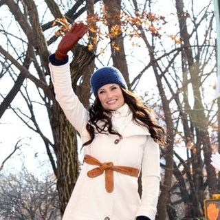 Idina Menzel in 82nd Annual Macy's Thanksgiving Day Parade