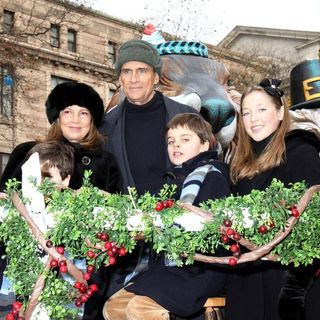 James Taylor in 82nd Annual Macy's Thanksgiving Day Parade - JTM-040993