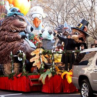 82nd Annual Macy's Thanksgiving Day Parade