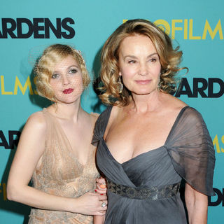 "Drew Barrymore, Jessica Lange in HBO Films Presents ""Grey Gardens"" New York Premiere - Arrivals"