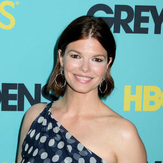 "Jeanne Tripplehorn in HBO Films Presents ""Grey Gardens"" New York Premiere - Arrivals"