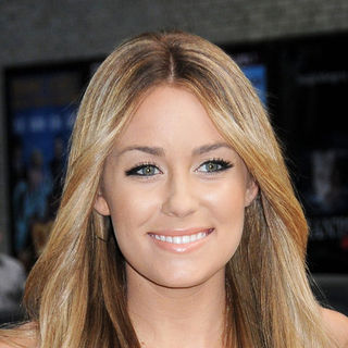 Lauren Conrad in The Late Show with David Letterman - April 23, 2009 - Arrivals