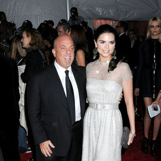 "Billy Joel, Katie Lee Joel in ""The Model as Muse: Embodying Fashion"" Costume Institute Gala at The Metropolitan Museum of Art"