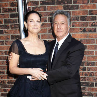 Dustin Hoffman, Lisa Gottsegen in 37th Annual FIFI Awards - Arrivals