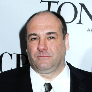 James Gandolfini in 63rd Annual Tony Awards - Arrivals