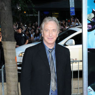 "Alan Rickman in ""Harry Potter and the Half-Blood Prince"" New York City Premiere - Arrivals"