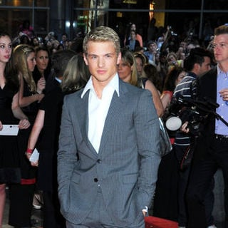 "Freddie Stroma in ""Harry Potter and the Half-Blood Prince"" New York City Premiere - Arrivals"