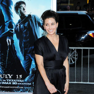 "Gina Gershon in ""Harry Potter and the Half-Blood Prince"" New York City Premiere - Arrivals"