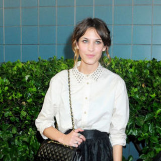"Alexa Chung in ""Inglourious Basterds"" New York Premiere - Arrivals"