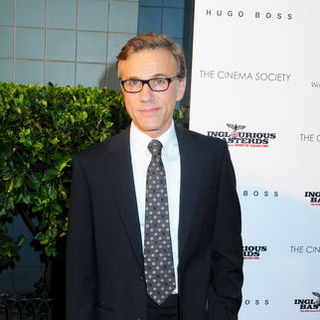 "Christoph Waltz in ""Inglourious Basterds"" New York Premiere - Arrivals"
