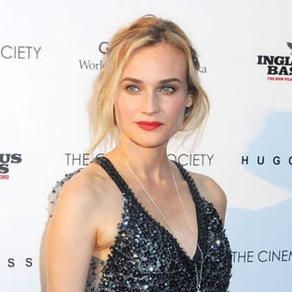 "Diane Kruger in ""Inglourious Basterds"" New York Premiere - Arrivals"