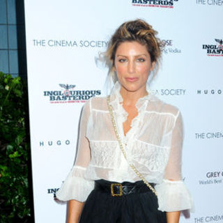 "Jennifer Esposito in ""Inglourious Basterds"" New York Premiere - Arrivals"