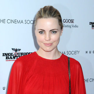 "Melissa George in ""Inglourious Basterds"" New York Premiere - Arrivals"