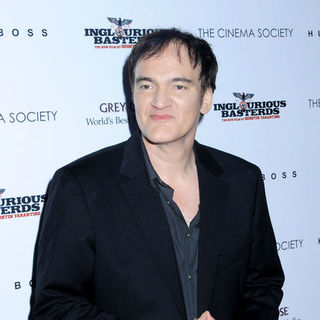 "Quentin Tarantino in ""Inglourious Basterds"" New York Premiere - Arrivals"