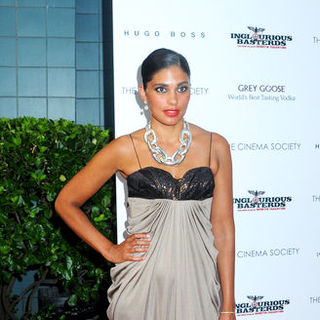 "Rachel Roy in ""Inglourious Basterds"" New York Premiere - Arrivals"