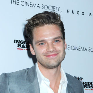 "Sebastian Stan in ""Inglourious Basterds"" New York Premiere - Arrivals"