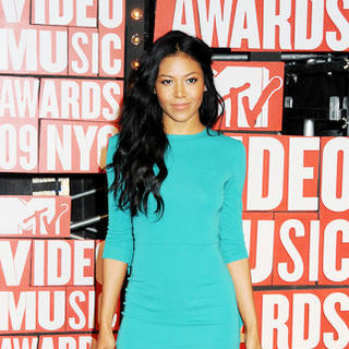 Amerie in 2009 MTV Video Music Awards - Arrivals