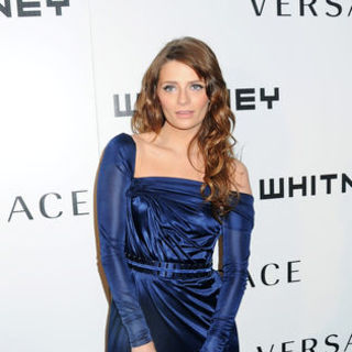 Mischa Barton in 2009 Whitney Museum Gala - Arrivals