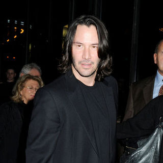 "Keanu Reeves in ""The Private Lives of Pippa Lee"" New York Premiere - Arrivals"