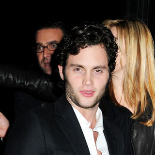 "Penn Badgley in ""The Private Lives of Pippa Lee"" New York Premiere - Arrivals"