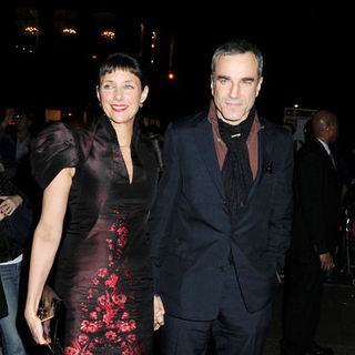 "Rebecca Miller, Daniel Day Lewis in ""The Private Lives of Pippa Lee"" New York Premiere - Arrivals"