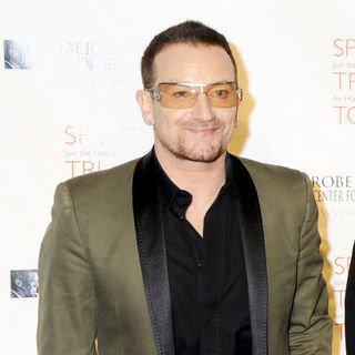 Bono in 2009 Robert F. Kennedy Center Ripple of Hope Awards Dinner - Arrivals