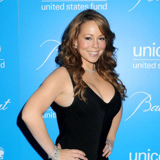 Mariah Carey in 6th Annual UNICEF Snowflake Ball - Arrivals