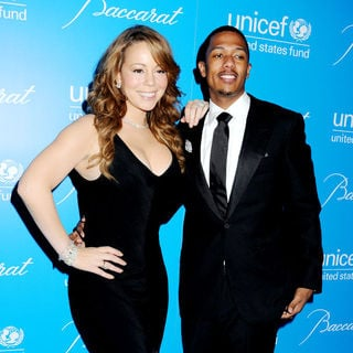 Mariah Carey, Nick Cannon in 6th Annual UNICEF Snowflake Ball - Arrivals