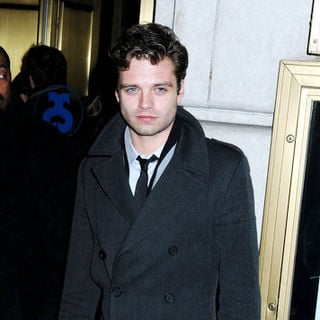 "Sebastian Stan in ""Race"" Broadway Show Opening Night - Arrivals"