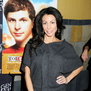 "Danielle Staub in ""Youth in Revolt"" New York Premiere - Inside Arrivals - JTM-048628"