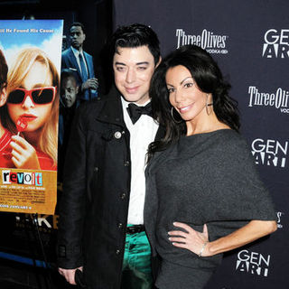 "Malan Breton, Danielle Staub in ""Youth in Revolt"" New York Premiere - Inside Arrivals"