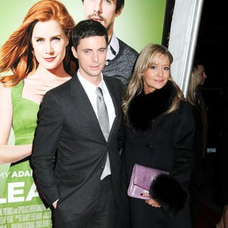 "Matthew Goode, Sophie Dymoke in ""Leap Year"" New York Premiere - Arrivals"
