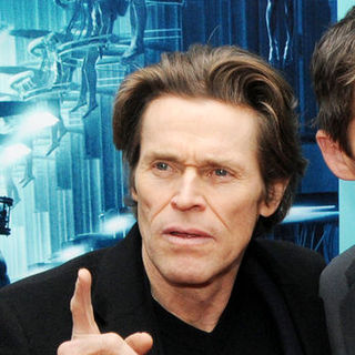 "Willem Dafoe in NYC Premiere of ""Daybreakers"""