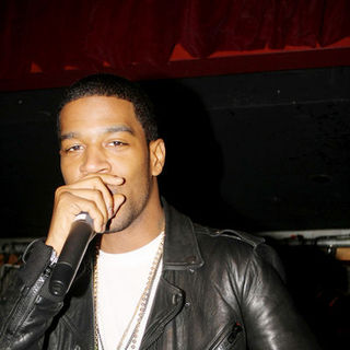 Kid Cudi - Busta Rhymes and Friends Easter Concert at B.B. Kings - April 12, 2009