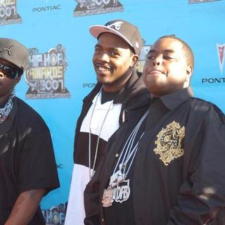 Dem Franchize Boyz in BET Hip Hop Awards 2007 - KMY-000027