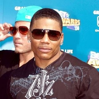 Nelly in BET Awards 2008 - Arrivals