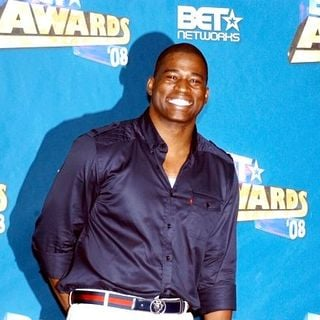 David Banner in BET Awards 2008 - Press Room