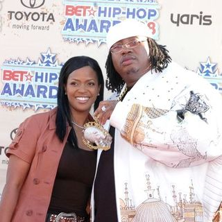 E-40 in 2008 BET Hip Hop Awards - Arrivals