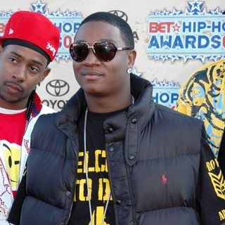Yung Joc in 2008 BET Hip Hop Awards - Arrivals