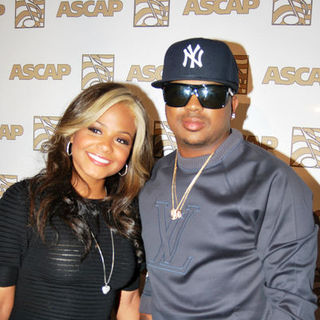 Christina Milian, The-Dream in 22nd Annual ASCAP Rhythm and Soul Music Awards - Arrivals