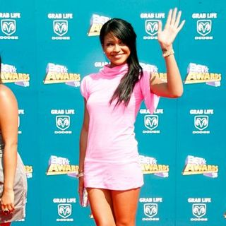 Cassie in BET Awards 2008 - Arrivals