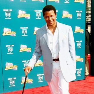 Terrence Howard in BET Awards 2008 - Arrivals