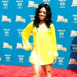 Trina in BET Awards 2008 - Arrivals