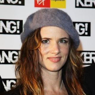 Juliette Lewis in Kerrang! Awards 2007
