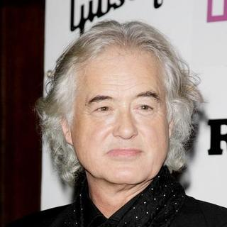 Jimmy Page in 3rd Annual Classic Rock Roll of Honour - Arrivals