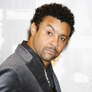 Shaggy in 2007 World Music Awards - Arrivals - LMK-002411