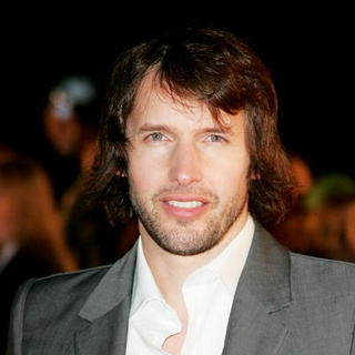 James Blunt in The Brit Awards 2008 - Red Carpet Arrivals