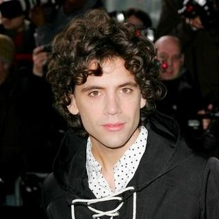 Mika in Capital Awards 2008 - Red Carpet Arrivals